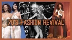'1970s Fashion Trends Comeback'