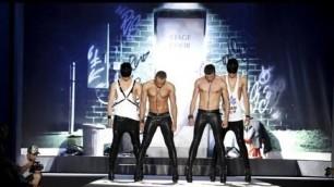 'Kazaky at Dsquared2 SS/2012 Men\'s Fashion Show'