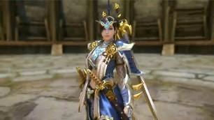 'Monster Hunter Online - New Fashion Samurai Battle Armor Update'