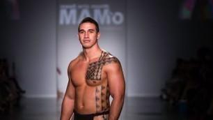 'Hawaiian Airlines presents MAMo Wearable Art Fashion Show at HONOLULU Fashion Week, Nov. 8, 2014'