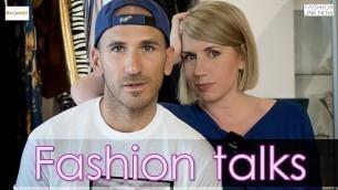 'FASHION TALKS, Art and Fashion design story  with designer Miro Misljen'
