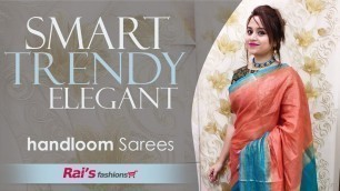 'Carry A Trendy Ethnic Look From The Widest Saree Collection (02nd March) - 02MB'