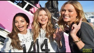 'Karlie Kloss, Behati Prinsloo, and Candice Swanepoel Are Experiencing Victoria\'s Secret Fomo'