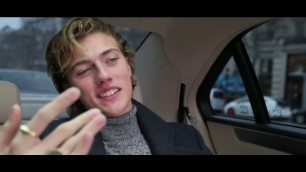 '24 hours of Fashion Week with Lucky Blue Smith for Balmain   Vogue Hommes'