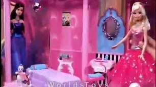 'Barbie® A Fashion Fairytale Carriage   Palace commercial'