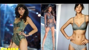 'Georgia Fowler Wardrobe Malfunction at Victoria\'s Secret Fashion Show 2016'