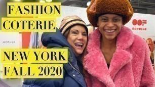 'New York Fashion Week Trade Show Fall 2020 #BTS   The Fashion Masterclass Ep. 4'