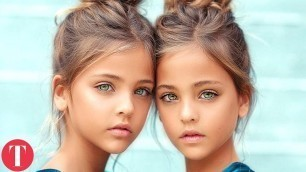 '20 Most Beautiful Kid Models From Around The World'