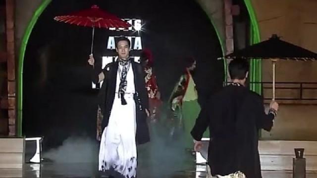 "2016 Asia Model Festival ""일본 전통의상 패션쇼(Japan traditional clothes fashion show)"