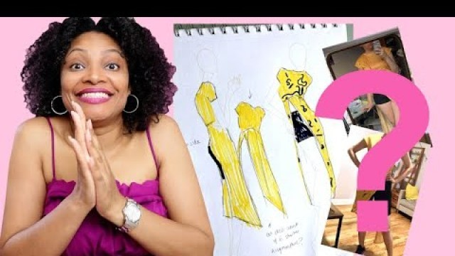 'Fashion Designer Reacts To Subscriber Upcycles! | Ep. 2'