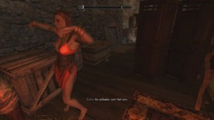 'Gay Let\'s Play Enderal (Skyrim Mod) - Part 12 Fashion Statement'
