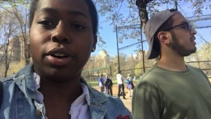 'Fashion Institute of Technology | Accepted Students Day, Central Park, and Shopping'
