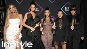 'The Best and Boldest Fashion from the 2018 People\'s Choice Awards | InStyle'