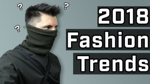 '5 Fashion Trends I\'d Like to See in 2018'
