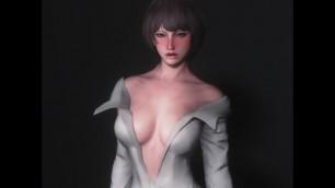 '스카이림 의상 - tera blouse clothes skyrim mod'
