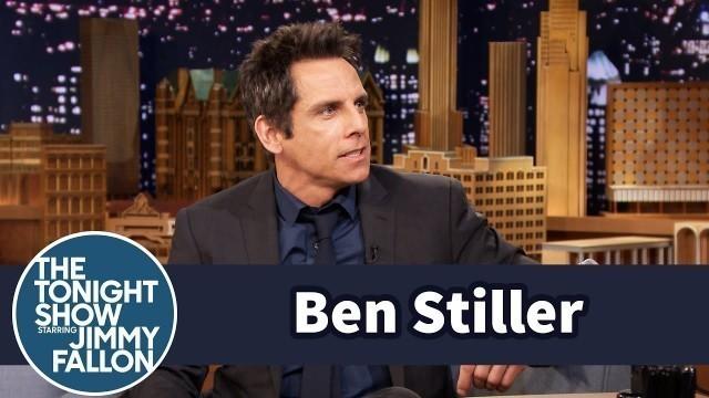 'Ben Stiller Recaps Zoolander\'s Surprise Valentino Appearance'