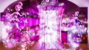"""'Barbie In A Fashion Fairytale-\""""Get Your Sparkle On\"""" Theme song with lyrics in description'"""