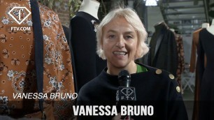 'Paris Fashion Week Fall/WInter 2017-18 - Vanessa Bruno Trends | FashionTV'