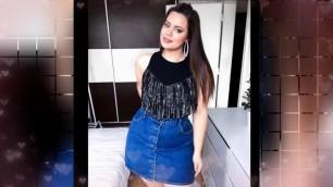'Lucija Lugomer Large Size Model Styles - Lucija Lugomer Fashion Week Plus Size 2019 Collection'