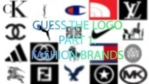 'Guess the Logo Quiz Part 1: Fashion Brands'