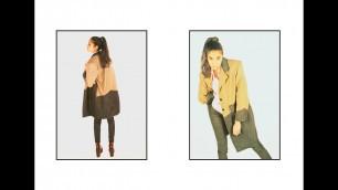 'fashion design portfolio for university interview'