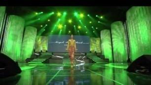 2013 Asia 美 Festival Fashion Show – Myanmar Traditional Clothes 'Magok Pauk Pauk Couture'