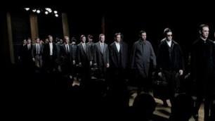 'Fashion Show Video: Ermenegildo Zegna Menswear AW13/14'