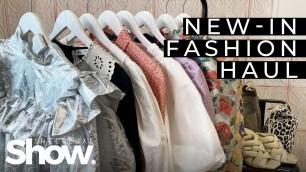 'New-In Fashion Haul: Zara, Rotate, H&M, Ganni, M&S & More   SheerLuxe Show'