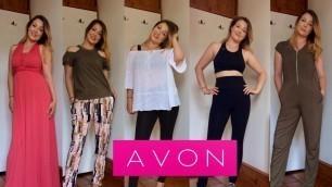 'AVON TRY-ON CLOTHING HAUL 2018 | Sammy Louise'