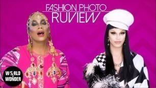 'FASHION PHOTO RUVIEW: Drag Race Season 11 Episode 10 with Raja and Aquaria!'
