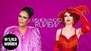 'FASHION PHOTO RUVIEW: Drag Race Season 11 Episode 3 with Raja and Aquaria!'