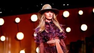 'ZIMMERMANN Fall Winter 2020/21 - New York Fashion Week   Full Fashion Show   Haute Life'