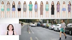 'Fashion Design Portfolio - Knitwear - Emily Keller'