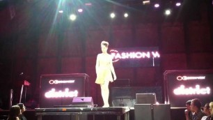 '11/19/11 OC Fashion Week -District Collection .'