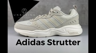 Adidas Strutter 'creme' | UNBOXING & ON FEET | fashion shoes | 2020 | HD