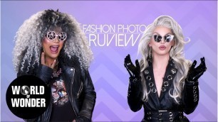 'FASHION PHOTO RUVIEW: All Stars 4 Episode 8 with Raja and Aquaria!'