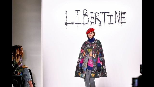 'Guild Magazine New York Fashion Week Fall Winter 2020 - Libertine'