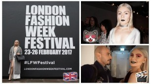 'London Fashion Week Festival 2017 - Vlog 2'