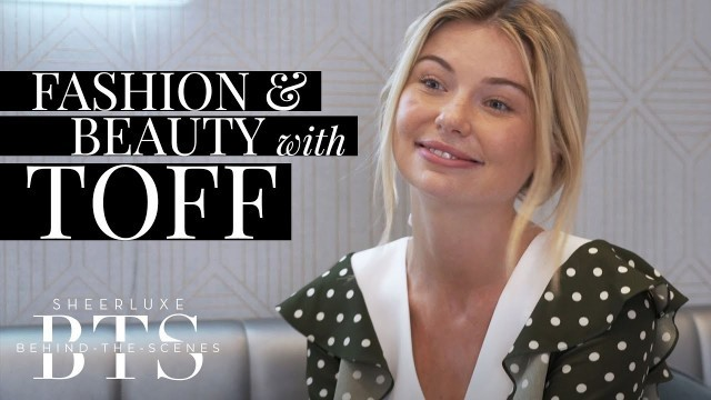 'Behind The Scenes: Fashion, Beauty + Horse Racing With Georgia Toffolo | S9 Ep1'