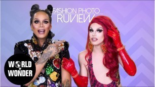 'FASHION PHOTO RUVIEW: All Stars 4 Episode 9 with Raja and Aquaria!'