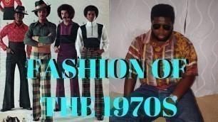 'Fashion of the 1970s | Men\'s Fashion'