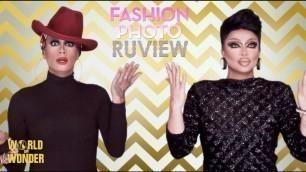 '*Spoiler Alert* RuPaul\'s Drag Race Fashion Photo RuView w/ Raja & Raven: Season 7 Grand Finale'