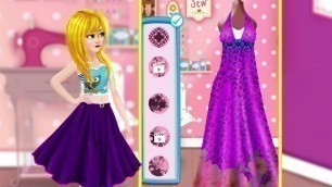 'Girls Guide to Fashion Designer - It Girl Game Preview Video'