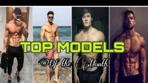 'Men's Fitness Models Body of the Month | Fashion | Style | 2020'