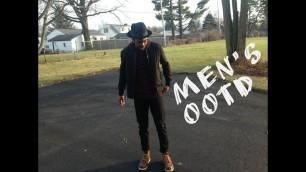 'Mens OOTD - Retro Fit, Zara, Bullhead Denim, American Eagle'