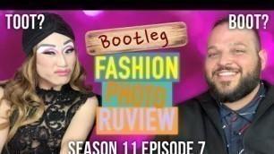 'DANIEL FRANZESE joins BOOTLEG FASHION PHOTO RUVIEW: Season 11 Episode 7!'
