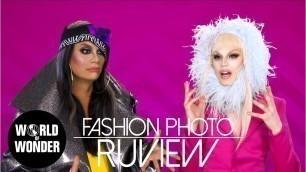 'FASHION PHOTO RUVIEW: Drag Race Season 11 Episode 9 with Raja and Aquaria!'