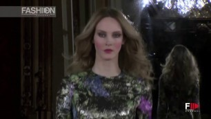 'YANINA Full Show Spring Summer 2015 Haute Couture Paris by Fashion Channel'
