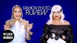 'FASHION PHOTO RUVIEW: RuPaul\'s Drag Race UK Series 1 Episode 6'