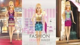 'Barbie® Fashion Design Maker™ - Best iPad app demo for kids'